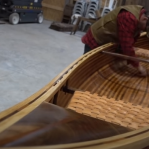 【最強動画strongest Video】カヌー製造の様子・DiResta Canoe Build