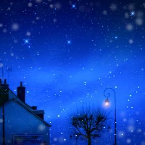 雪夜のメルヘン