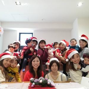 ベビーマッサージクリスマス会&卒業式