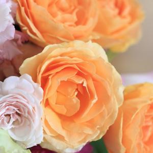 生花を飾ると運気アップ!だから季節の花束レッスン募集中