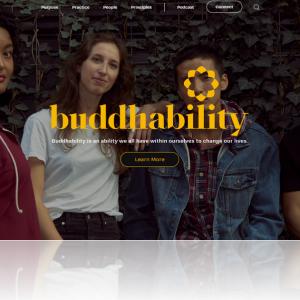 まったく新しい、新時代の言葉。Buddhabilityという新しいサイトが世界に発信スタート! 〔#327〕