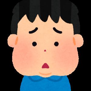 予防接種しても安心できない流行性耳下腺発症。6日目