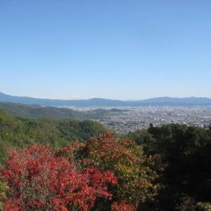 後編・・・紅葉の京都・「嵐山-高雄パークウェイ」をドライブ