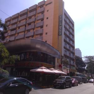 Manila Manor Hotel 201902