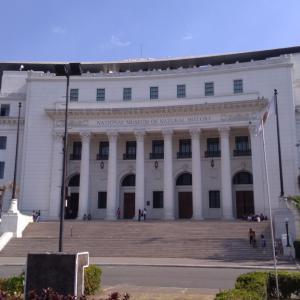 国立博物館(National Museum)博物学