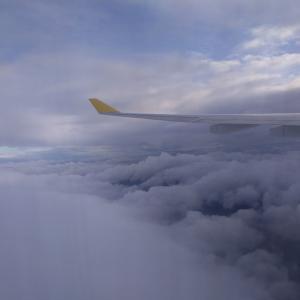 マニラ空港到着!