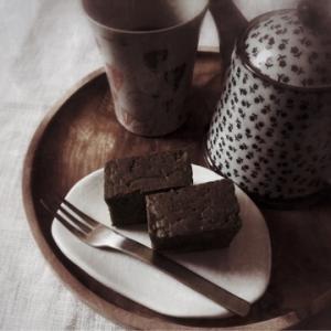 カルディの抹茶ケーキ