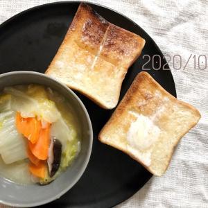 白菜の無水シチュー