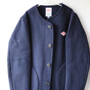 【少ない服で着回す】今年は狙っていた、マフラーの似合うDANTONのコート