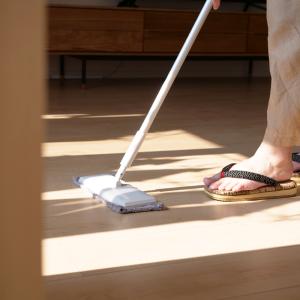 【今日の家事】ガラ―――ンのリビング掃除