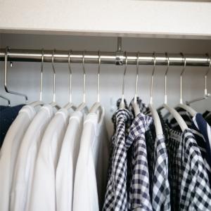 【少ない服で着回す】服の計画は、クローゼットの【ゴール】から逆算する。