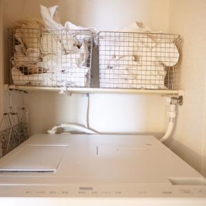 【無印良品】洗濯も目的に合わせ、無駄を削り、必要を残すことが肝になる。