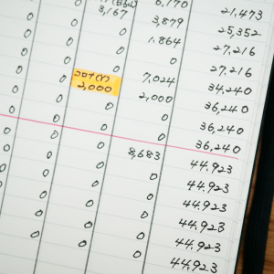 【家計簿】今月の家計簿の勝敗は三連休が天下分け目の関ヶ原