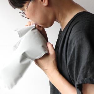 【seria】旅で首を痛めない!コスパ最高100円グッズ