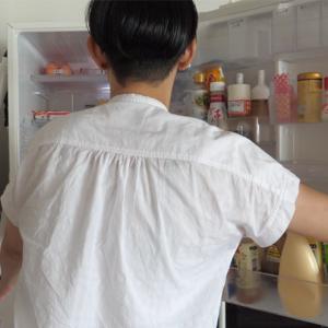 久々に冷蔵庫の中身を整理しました