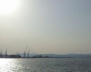 函館港内、マコ・カンカイ・クリガニ釣りへ