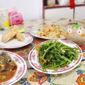野柳で海鮮ランチ~ゆるるん台北~
