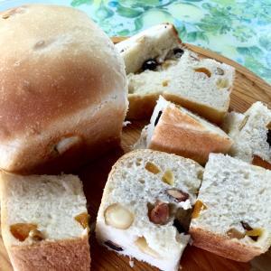 イギリスパン/ドライフルーツ&ナッツ入り