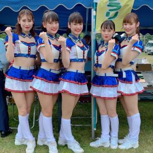 7月28日(日)新十津川:お祭りでファイターズガール、そしてその後の顛末