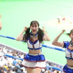 8月17日(土)札幌:一塁側応援ステージが激熱だった!