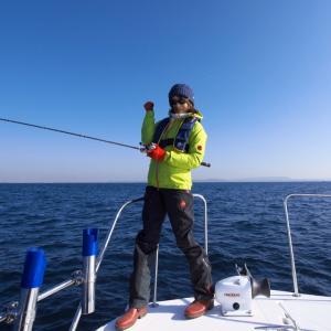 Salty Life 1月号に私の夢を叶えてくれた釣行が掲載されています☆