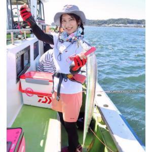 6年ぶりのタチウオエサ釣りに挑戦!「タチウオ ・アジリレー船」