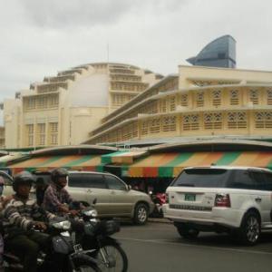 カンボジアの庶民【根拠なき過信】