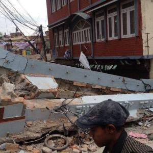 2015年ネパール地震 日本人として考えたこと
