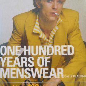 本「メンズウェア100年史」