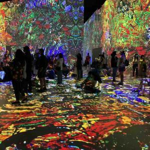 前半戦終了!で、ゴッホを堪能。〜Immersive Van Gogh Exhibit New York〜