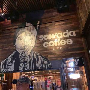 Sawada Coffee見参!