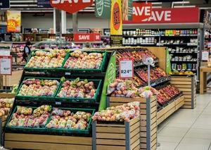子連れの買い物が楽になる方法!エコバックを利用したスーパーでの対策