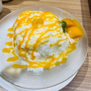 フワフワマンゴービン 日本の鼎泰豊で味わう♡
