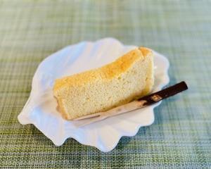 見つけました!やわらかくて美味しい 米粉のシフォンケーキ