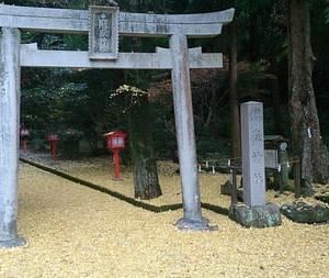 Kanmuridake-jinjya(冠嶽神社)