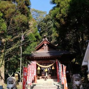 冠嶽神社、平成31年2月行事予定(鹿児島県いちき串木野市)