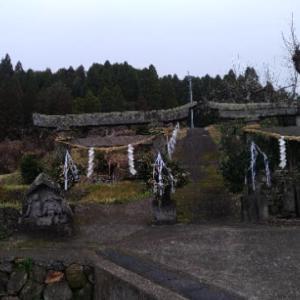 南方神社、いちき串木野市生福
