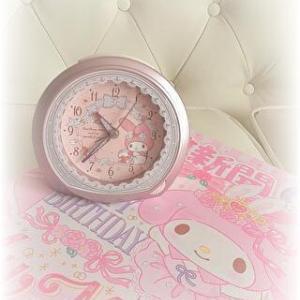 ♡ 目覚まし時計 ♡