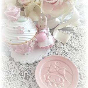 ♡ マイメロちゃんの小皿 ♡