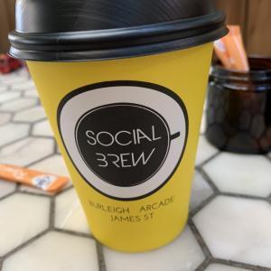 抹茶が飲めるカフェ発見@Burleigh Heads