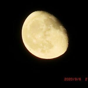 月よどうぞ見守って下さい!!!