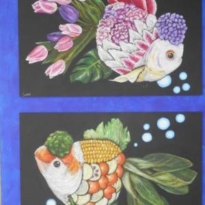 fruits & vegetable Fish