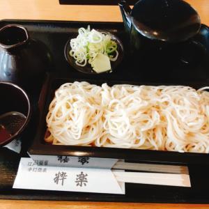 江戸流手打蕎麦 粋楽(札幌市北区)