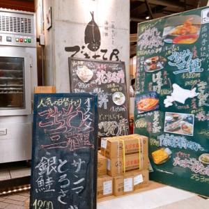 ~定食の〆は~ 一夜干しと海鮮丼 できたて屋 サッポロファクトリー店(札幌市中央区)
