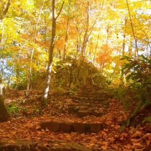 ~見ごろは今週末までのようです~ 定山渓の紅葉(札幌市)