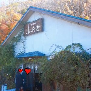 ~行列のできる定山渓温泉街のお蕎麦屋さん~ そば処 鳥花雪(札幌市南区)