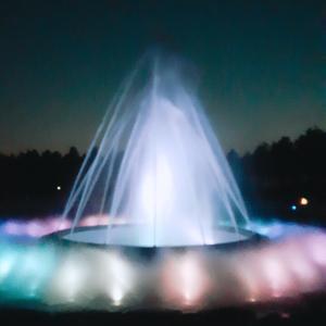 ~海の噴水~ モエレ沼公園(札幌市東区)