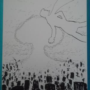 """リブローグ・ギルモア博士""""サイボーグ009番外異話「ヒストリー」1""""009の日反省会"""