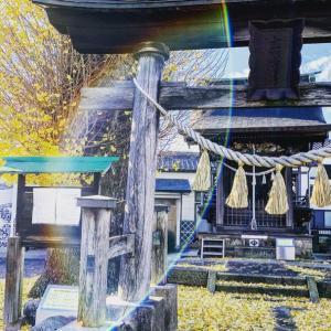 絶対に、大切にして下さい。木星の山羊座移動にあやかって、産土神社詣でしてきました!!