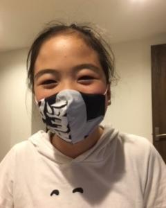 鬼滅マスク